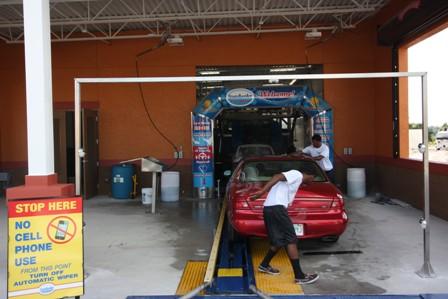 Auto waschen norderstedt